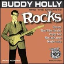 Rocks - CD Audio di Buddy Holly,Crickets