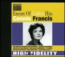 Encore of Golden Hits - CD Audio di Connie Francis