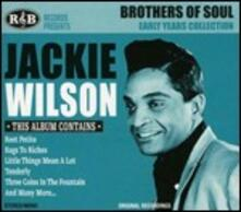Brothers of Soul - CD Audio di Jackie Wilson