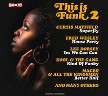 This Is Funk vol.2 - CD Audio
