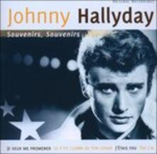 Souvenirs Souvenirs - CD Audio di Johnny Hallyday