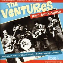 Ram-Bunk-Shush - CD Audio di Ventures
