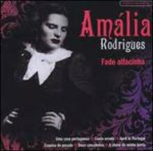 Fado Alfacinha - CD Audio di Amalia Rodrigues
