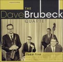 Quartet - CD Audio di Dave Brubeck