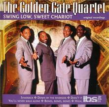 Swing Low Sweet Chariot - CD Audio di Golden Gate Quartet