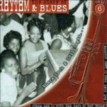 The Story of Rhythm & Blues vol.6 - CD Audio