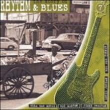 The Story of Rhythm & Blues vol.7 - CD Audio