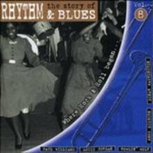 The Story of Rhythm & Blues vol.8 - CD Audio