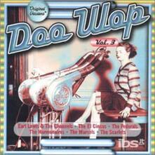 Doo Wop-Very Best of 3 - CD Audio