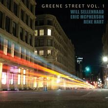 Greene Street vol.1 - CD Audio di Will Sellenraad