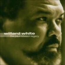 Paul Robeson Legacy - SuperAudio CD di Willard White
