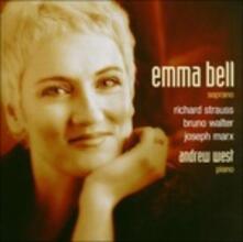 Canta Strauss, Walter, Marx (Multicanale) - SuperAudio CD ibrido di Emma Bell