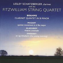 Clarinet Quintet-Quintet - SuperAudio CD di Johannes Brahms,Wolfgang Amadeus Mozart