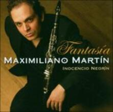 Fantasia - SuperAudio CD di Maximiliano Martin