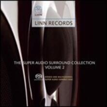 The Surround Sound Sampler vol.2 (Multicanale) - SuperAudio CD ibrido