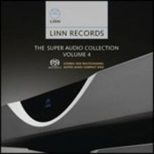 The Surround Sound Sampler vol.4 - SuperAudio CD ibrido