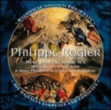 Musica sacra - SuperAudio CD ibrido di Philippe Rogier