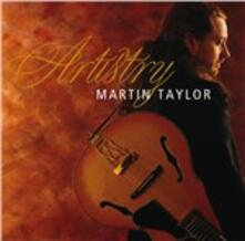 Artistry - CD Audio di Martin Taylor