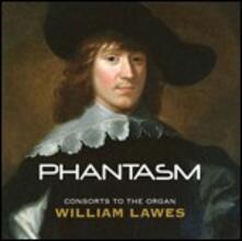 Consorts to the Organ - SuperAudio CD ibrido di William Lawes