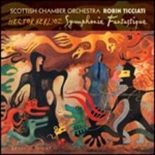 Sinfonia fantastica (Symphonie fantastique) - SuperAudio CD ibrido di Hector Berlioz,Scottish Chamber Orchestra,Robin Ticciati