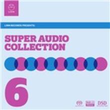 The Surround Sound Sampler vol.6 - SuperAudio CD ibrido