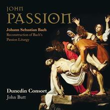 La Passione secondo Giovanni - CD Audio di Johann Sebastian Bach,John Butt