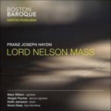Lord Nelson Mass - SuperAudio CD di Franz Joseph Haydn