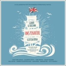HMS Pinafore - CD Audio di Arthur Sullivan
