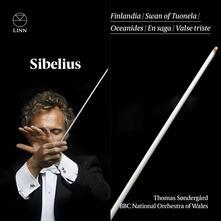 Finlandia - CD Audio di Jean Sibelius,BBC National Orchestra of Wales,Thomas Sondergard