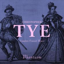 Complete Consort Music - CD Audio di Christopher Tye