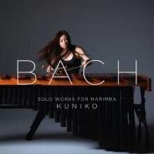 Bach Reinvented. Musica per marimba solo - CD Audio di Johann Sebastian Bach,Kuniko
