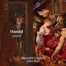 Samson - CD Audio di Georg Friedrich Händel,John Butt,Dunedin Consort