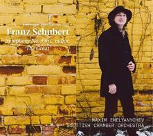 Sinfonia n.9 in Do. The Great - CD Audio di Franz Schubert,Scottish Chamber Orchestra,Maxim Emelyanychev