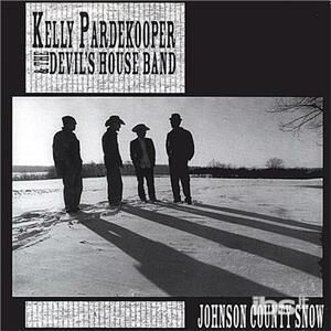 Johnson County Snow - CD Audio di Kelly Pardekooper