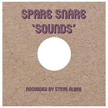 Sounds - CD Audio di Spare Snare