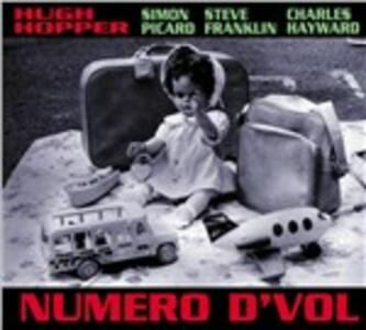 Numero D'Vol - CD Audio di Hugh Hopper