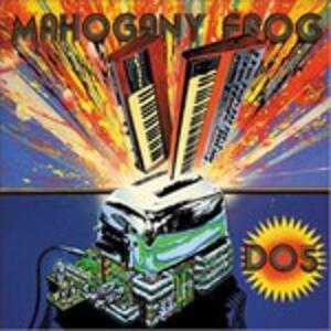 Do5 - CD Audio di Mahogany Frog