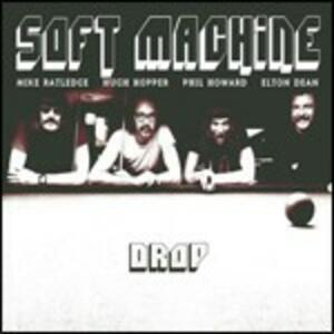 Drops - CD Audio di Soft Machine
