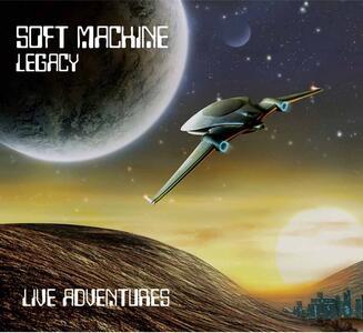 Legacy - CD Audio di Soft Machine