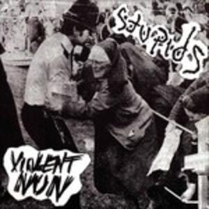 Violent Nun - CD Audio di Stupids