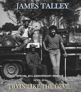 Tryin' Like the Devil - CD Audio di James Talley