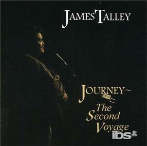 Journey. Second Voyage - CD Audio di James Talley
