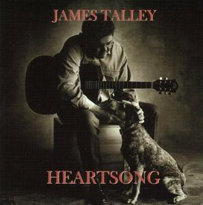Heartsong - CD Audio di James Talley