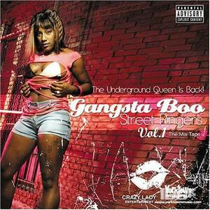 Street Ringers 1 - CD Audio di Gangsta Boo
