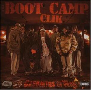 Casualties of War - CD Audio di Boot Camp Clik