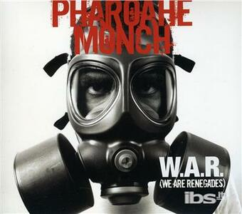W.A.R. - CD Audio di Pharoahe Monch
