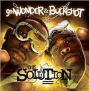 The Solution - CD Audio di 9th Wonder,Buckshot