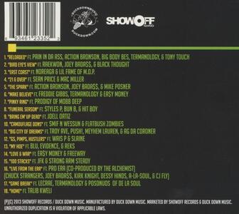 Extended Play - CD Audio di Statik Selektah - 2