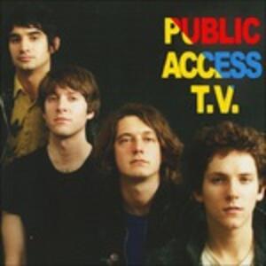 Never Enough - CD Audio di Public Access Tv