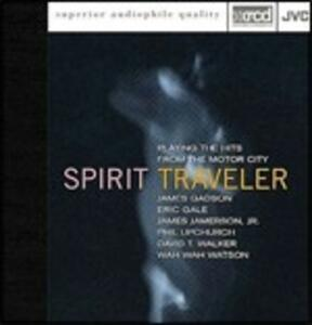 Playing the Hits from the Motor City - XRCD di Spirit Traveller